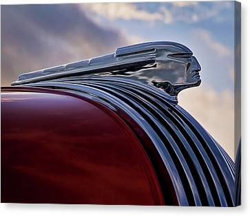 Pontiac Chief Canvas Print by Douglas Pittman