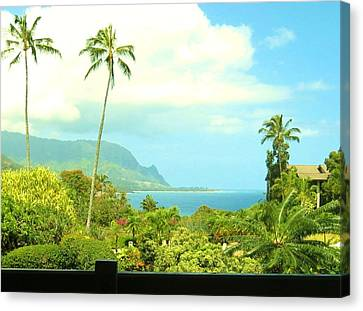 Post Card Perfect Canvas Print by Sharon Farris