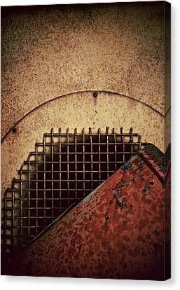 Post Industrial Wonderland Canvas Print by Odd Jeppesen