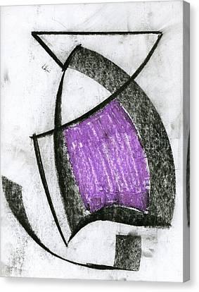 Power Drain Canvas Print by Taylor Webb
