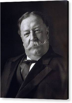 President William Howard Taft Canvas Print by International  Images