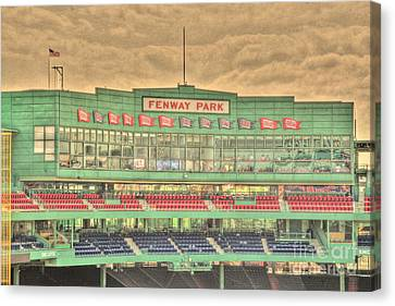 Press Box 2 Canvas Print by Jonathan Harper