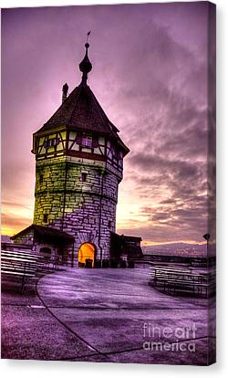 Princes Tower Canvas Print by Syed Aqueel