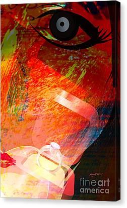 Promise Canvas Print by Fania Simon