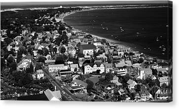 Provincetown Canvas Print by Raymond Earley