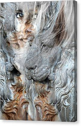 Psyche Canvas Print by Elizabeth Hart