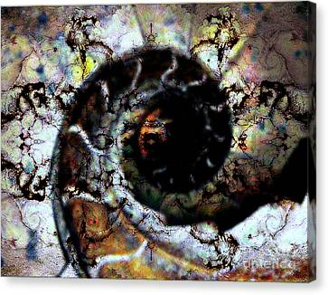 Pure Abstraction Canvas Print by Thomas OGrady