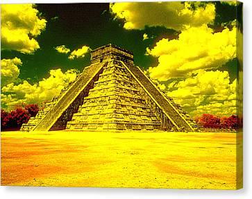 Canvas Print - Pyramid by Leori Gill
