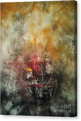Raanthium Canvas Print