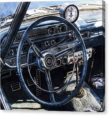 Race Ready Canvas Print by Peter Chilelli