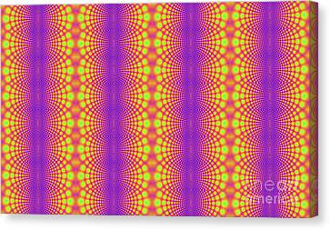 Radiating Canvas Print by Clayton Bruster