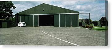 Raf Elvington Hangar Canvas Print