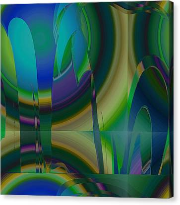 Rainbows Canvas Print by Yanni Theodorou