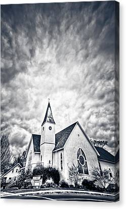 Rapture Canvas Print by Donni Mac