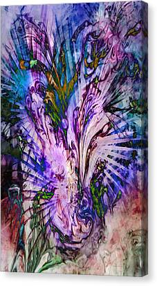 Rapture Canvas Print by Francesa Miller