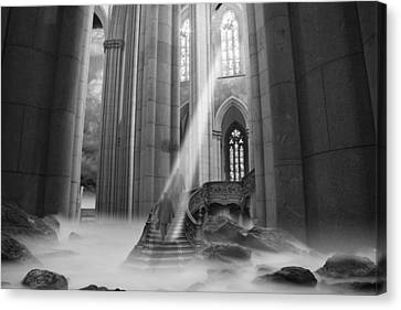 Rapture Canvas Print by Keith Kapple