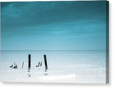Clouds Over Sea Canvas Print - Rare Calm by Greg David