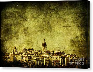 Recollection Canvas Print by Andrew Paranavitana