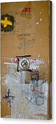 Recycle  Canvas Print by Cliff Spohn