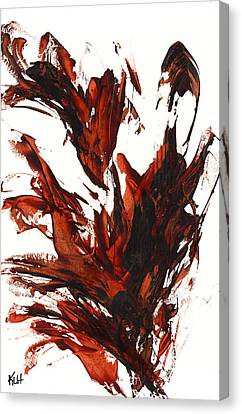 Red Flame IIi 64.121410 Canvas Print