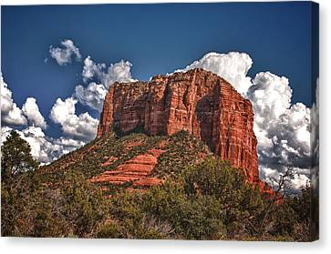 Red Rock Country Sedona Az Canvas Print