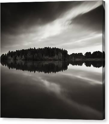 Reflection Canvas Print by Jaromir Hron