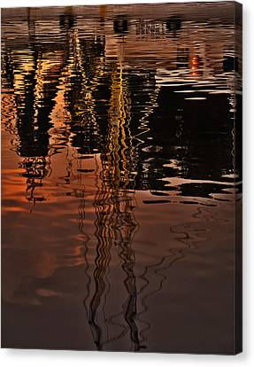 Reflection Canvas Print by Mario Celzner