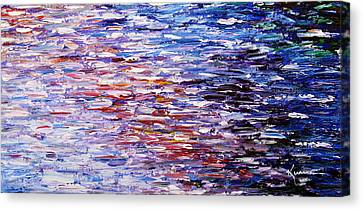 Reflections Canvas Print by Kume Bryant