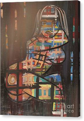 Reflections Canvas Print by Rachel Carmichael