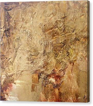 Reflective Canvas Print by Jean LeBaron