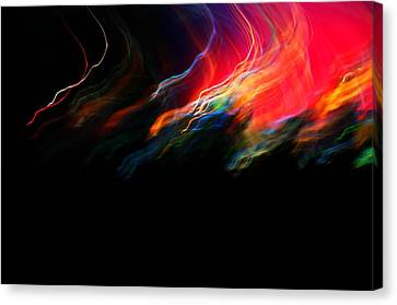 Relentless Canvas Print