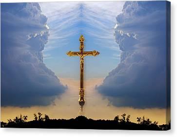 Religious Image Canvas Print