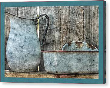 Remember When Canvas Print by Bonnie Bruno