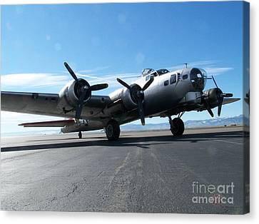 Remembered Canvas Print by Christopher Griffin