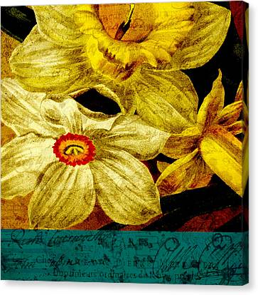 Remembering Canvas Print by Bonnie Bruno
