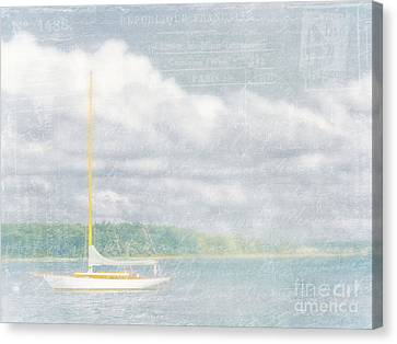 Remembering Ethereal Days Canvas Print by Cheryl Butler