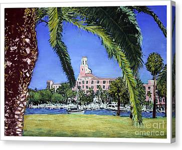 Renaissance Canvas Print by Barry Rothstein