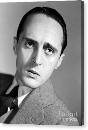 Rene Clair (1898-1981) Canvas Print by Granger