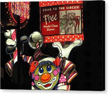 Reno Nv Canvas Print by HollyWood Creation By linda zanini