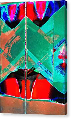 Respiration #9 Canvas Print by Steven A Bash