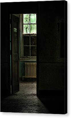 Resuscitator Room Canvas Print by Gary Heller