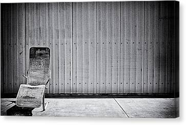Retired Canvas Print by Ron Regalado