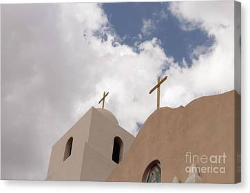 Reverence Canvas Print by Denise Workheiser