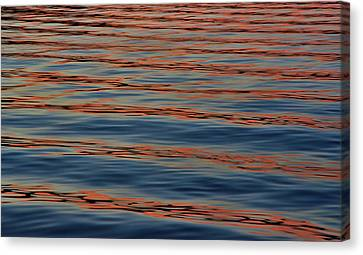 Canvas Print featuring the photograph Reverential Respect by Britt Runyon