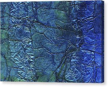 Rhapsody Of Colors 64 Canvas Print by Elisabeth Witte
