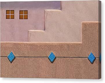 Rhombus Canvas Print by Paul Wear