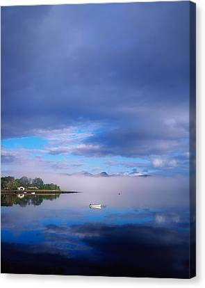 Ring Of Kerry, Dinish Island Kenmare Bay Canvas Print by The Irish Image Collection