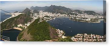 Rio De Janeiro Canvas Print by Andrei Fried