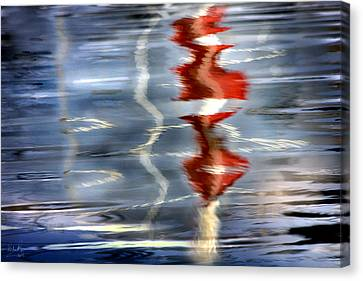 Ripple  Canvas Print by Richard Piper