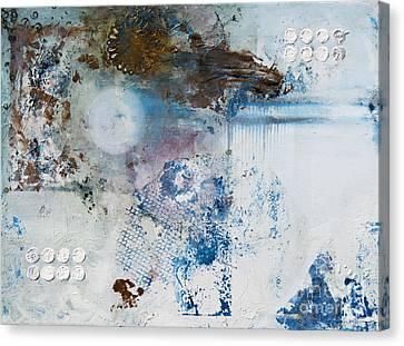 Jay Taylor Canvas Print - Rise by Jay Taylor
